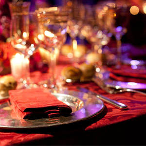 luxury event design