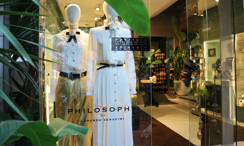 Philosophy Collection A-W 18