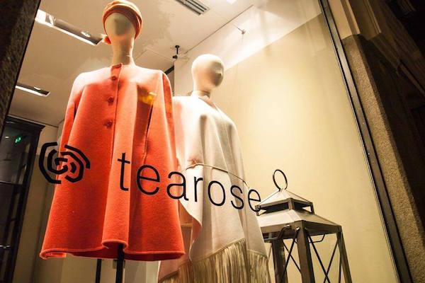 the best attitude f685d 0f067 Agnona Cape Couture Private Event @ Tearose Boutique Monza ...